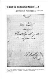 Kroese, W.T., De Eisch van Zijne Keizerlijke Majesteit…! - Historisch ...