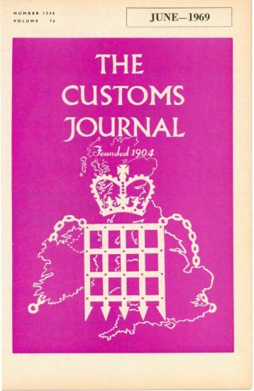 I JUNE-1969 - HM Waterguard