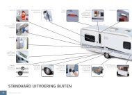 STANDAARD UITVOERING BUITEN - Hobby Caravan
