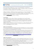 Utlysning midler til doktorgradsstipend, postdoktorstipend ... - Page 3