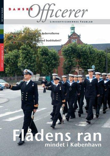 mindet i København - Hovedorganisationen af Officerer i Danmark