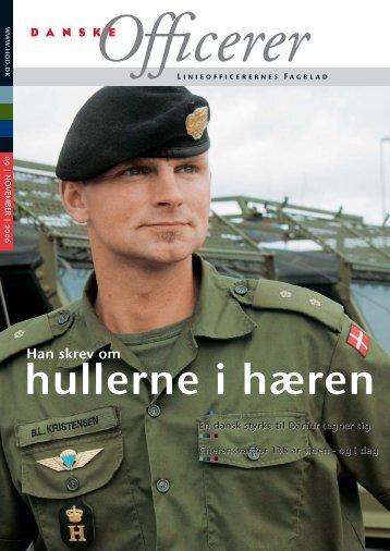 DO nr.9.06#fin - Hovedorganisationen af Officerer i Danmark