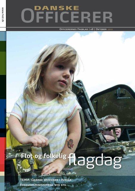 Flot og folkelig - Hovedorganisationen af Officerer i Danmark