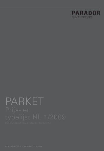 Parket Trendtime - HogendoornBouw