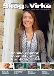 Annika öppnar fönstret mot framtiden 18 16 12 11 - Holmen