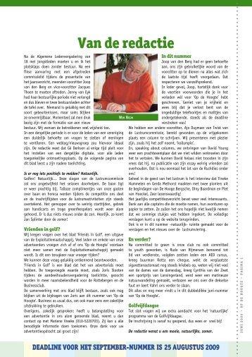 2: juni - Hooge Bergsche Golfclub