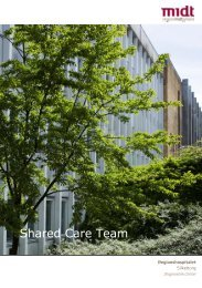 Shared Care Team - Hospitalsenhed Midt