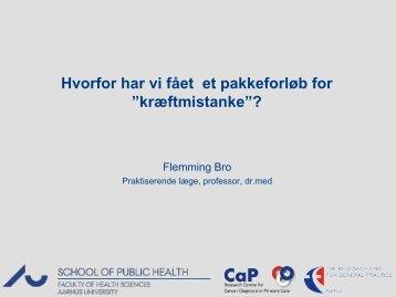 Flemming Bro - Hospitalsenhed Midt