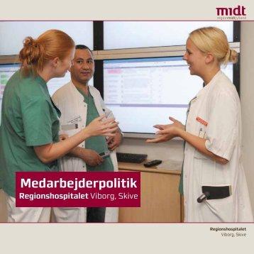 Medarbejderpolitik - Hospitalsenhed Midt