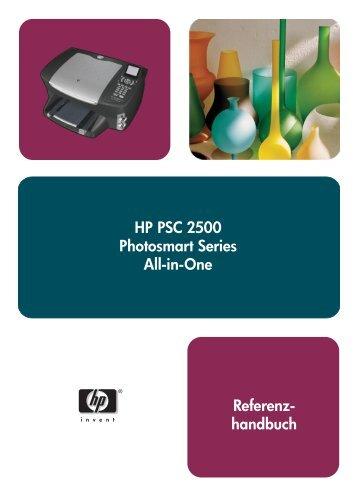 handbuch - Hewlett-Packard