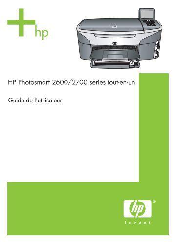 LOGICIEL GRATUITEMENT HP 2575 IMPRIMANTE TÉLÉCHARGER PHOTOSMART
