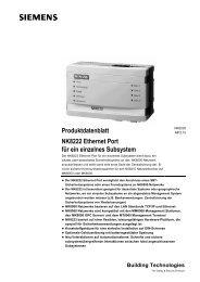 Produktdatenblatt NK8222 Ethernet Port für ein einzelnes Subsystem
