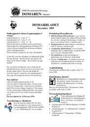 domarbladet dec 09.pdf - HSB