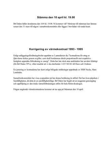 Infobladet Mars 1996.pdf - HSB