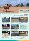Dansgolv för hästar - Hübner-Lee - Page 6