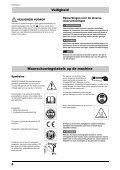 Gebruikshandleiding - Husqvarna - Page 4