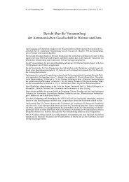Bericht über die 45. Ag-Versammlung in Weimar