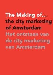 citymarketing 5 - I amsterdam