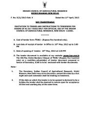 NEW DELHI F. No. 5(3)/2013-Estt. V Dated the 11th April, 2013 NOT ...