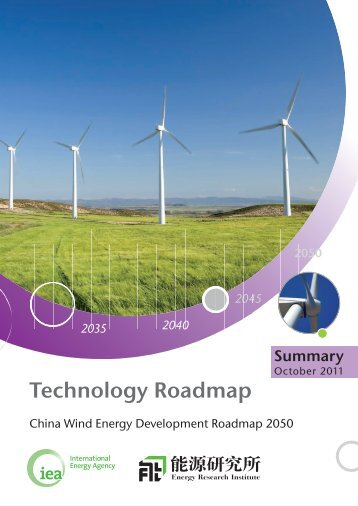 Technology Roadmap - International Energy Agency