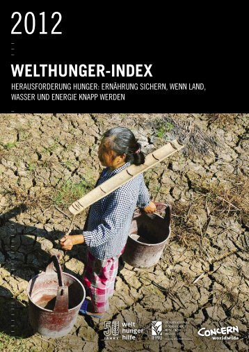 2012 Welthunger-Index - International Food Policy Research Institute