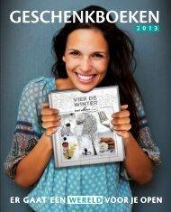 Geschenkboeken 2013 - Imagegroup Holland