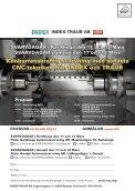 Konkurrenskraftig svarvning med senaste CNC-tekniken från INDEX ... - Page 2