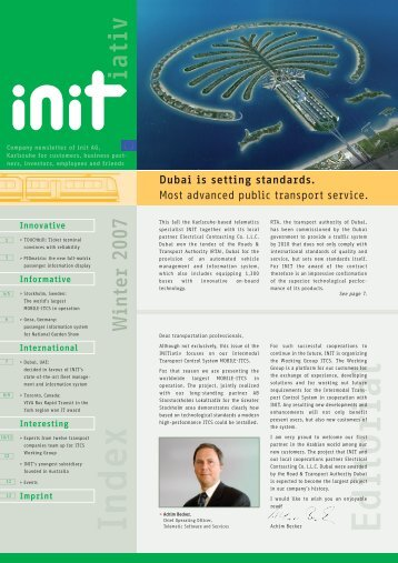 Issue 03/2007 - Init
