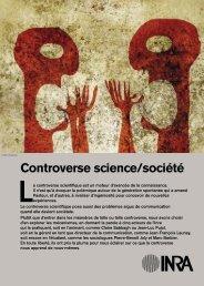 Controverse science/société - Inra