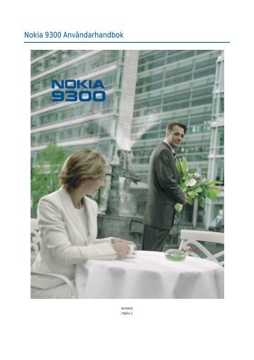 Nokia 9300 Användarhandbok - Download Instructions Manuals