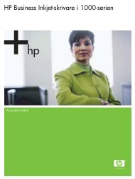 HP Business Inkjet-skrivare i 1000-serien - Download Instructions ...