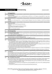 Versicherungsvertrag Kfz-Einzelvertrag