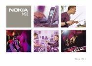 Uw Nokia N91 - Download Instructions Manuals