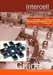 Intercell Conn. Guide (GB-NL-D) - Interface