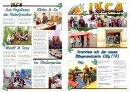 Interview mit der neuen Bürgermeisterin Lilly (10) Das ... - Iserlohn