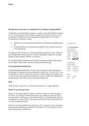 Høringsnotat DOK713940 _5_ _2_ _4_.DOC - IT- og Telestyrelsen