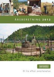 ÅRSBERETNING 2012 - Ingeniører uden Grænser