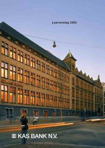 Jaarverslag 2005 - Jaarverslag.com