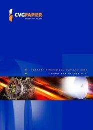 Verkort financieel verslag 2005 - Jaarverslag.com