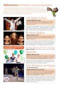 Scenkonst för barn och unga ht 13 - Järfälla - Page 2