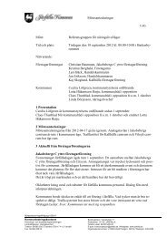 Mötesanteckningar 2012-09-18 - Järfälla