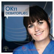 Klik dig ind på Jordemoderforeningens debatoplæg til OK 11