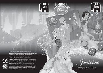 Disney Princess Jumbolino