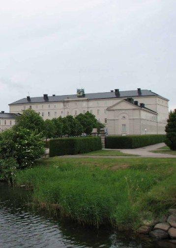 Bebyggelsehistorisk utredning Stagneliusskolan - Kalmar kommun