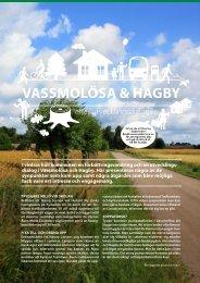Sammanställning Vassmolösa Hagby - Kalmar kommun