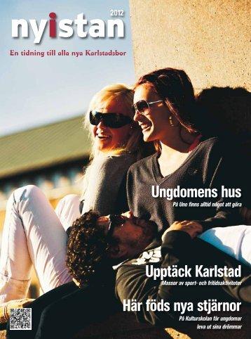 Ungdomens hus Upptäck Karlstad Här föds nya stjärnor - Karlstads ...