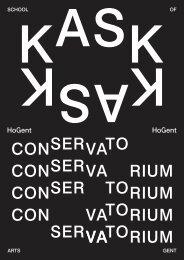 Studiewijzer 2013-2014 (.pdf) - KASK