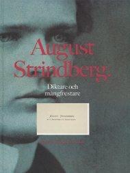 August Strindberg, mångsysslare och frestare - Kungliga biblioteket