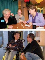 Een spelletjesmiddag met jongeren en gehandicapten - Kerk in Actie