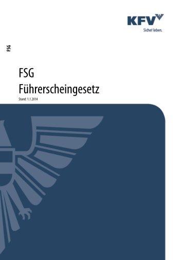 FSG zum Download - KfV